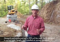Retaining Walls – Construction Review Services