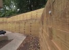 Time Lapse Timber Retaining Wall – Andrew Yaniuk